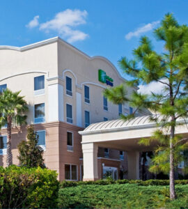 Holiday Inn Express & Suites Clearwater FL US 19 / North